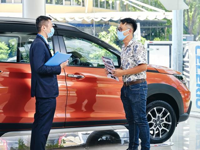 Suzuki tối ưu lợi ích cho khách hàng với cách mạng dịch vụ, mang đến sự tự tin cho người sử dụng - Ảnh 1.