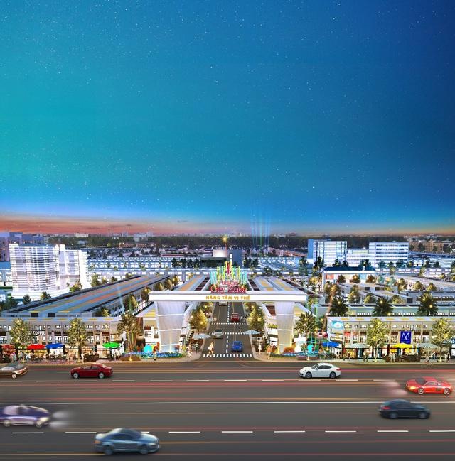 BenCat City Zone đáp ứng nhu cầu đầu tư đất nền Bình Dương - Ảnh 1.