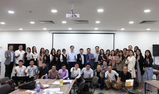 HBS Việt Nam - Đại lý Alibaba tổ chức chương trình huấn luyện cho hơn 60 doanh nghiệp nâng cao năng lực xuất khẩu qua TMĐT - Ảnh 1.
