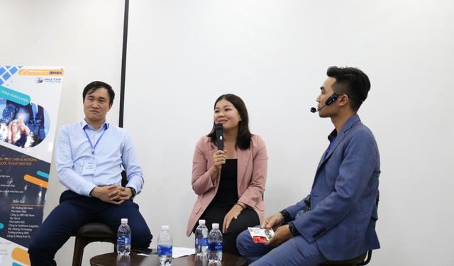 HBS Việt Nam - Đại lý Alibaba tổ chức chương trình huấn luyện cho hơn 60 doanh nghiệp nâng cao năng lực xuất khẩu qua TMĐT - Ảnh 2.