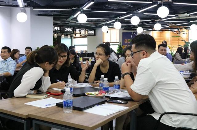 HBS Việt Nam - Đại lý Alibaba tổ chức chương trình huấn luyện cho hơn 60 doanh nghiệp nâng cao năng lực xuất khẩu qua TMĐT - Ảnh 3.