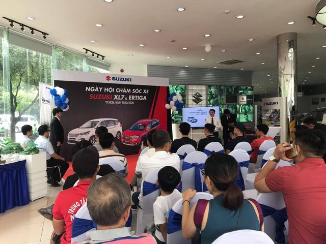 Suzuki tối ưu lợi ích cho khách hàng với cách mạng dịch vụ, mang đến sự tự tin cho người sử dụng - Ảnh 3.