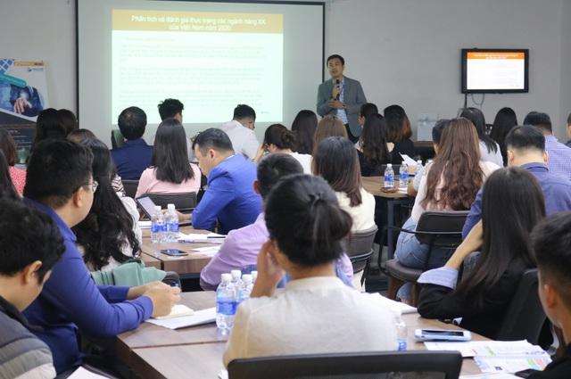 HBS Việt Nam - Đại lý Alibaba tổ chức chương trình huấn luyện cho hơn 60 doanh nghiệp nâng cao năng lực xuất khẩu qua TMĐT - Ảnh 4.