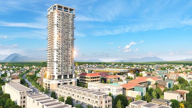 Thái Nguyên Tower tạo nên sức hút mạnh mẽ tại thị trường BĐS khu vực - Ảnh 1.