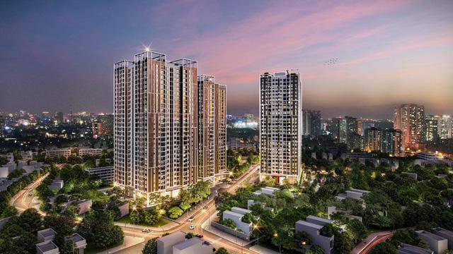 Thị trường nhà ở Hà Nội: Sôi động cuối năm, căn hộ trung tâm lên ngôi - Ảnh 1.