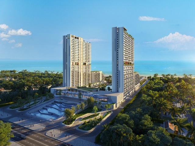Cung đường Trường Sa, Đà Nẵng khởi sắc với dự án theo mô hình Vouge Integrated Resort - Ảnh 1.