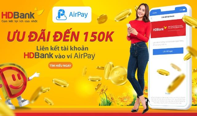 HDBank tung hàng loạt ưu đãi khủng khi thanh toán trực tuyến - Ảnh 1.