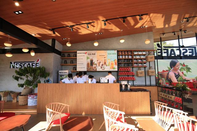 Vườn trải nghiệm cà phê NESCAFÉ WASI - Đưa giá trị cà phê Việt đến gần hơn với người tiêu dùng - Ảnh 1.