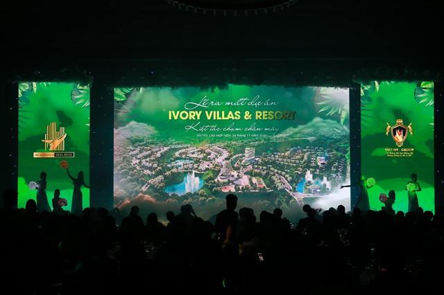 Ivory Villas & Resort ra mắt thành công, tạo ấn tượng mạnh mẽ với hàng trăm quan khách - Ảnh 1.
