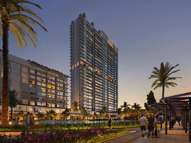 Cung đường Trường Sa, Đà Nẵng khởi sắc với dự án theo mô hình Vouge Integrated Resort - Ảnh 2.