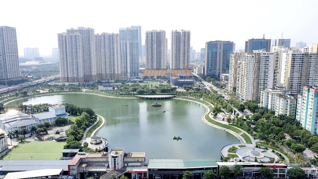 """Harmony Square """"đánh thức"""" mô hình tổ hợp bất động sản đa tiện ích phía Tây thủ đô - Ảnh 2."""