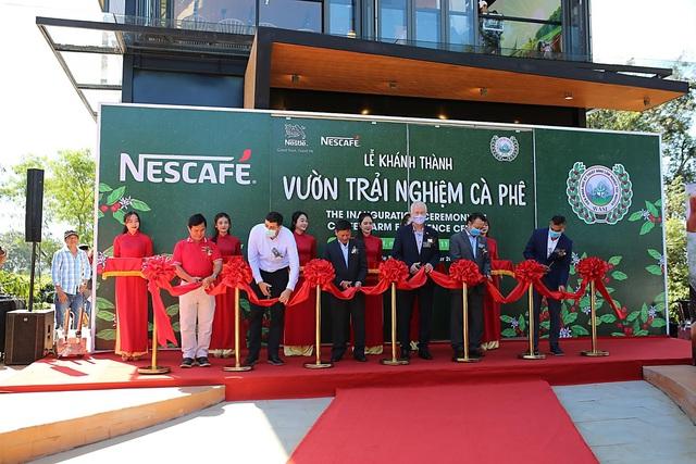 Vườn trải nghiệm cà phê NESCAFÉ WASI - Đưa giá trị cà phê Việt đến gần hơn với người tiêu dùng - Ảnh 2.