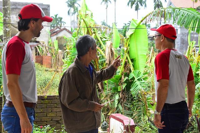 HEINEKEN Việt Nam sát cánh cùng người dân miền Trung vượt qua khó khăn - ảnh 3