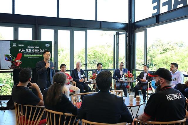 Vườn trải nghiệm cà phê NESCAFÉ WASI - Đưa giá trị cà phê Việt đến gần hơn với người tiêu dùng - Ảnh 3.