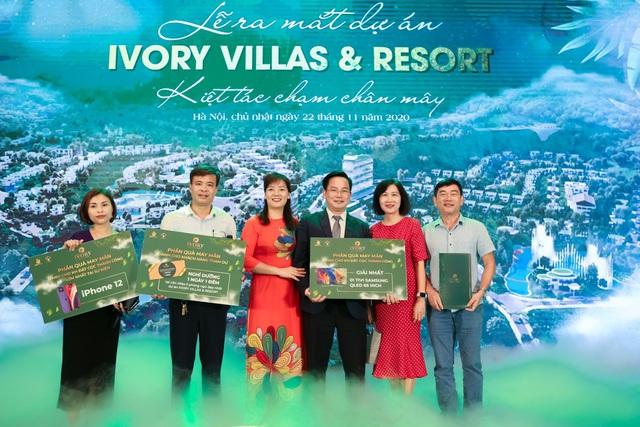 Ivory Villas & Resort ra mắt thành công, tạo ấn tượng mạnh mẽ với hàng trăm quan khách - Ảnh 3.