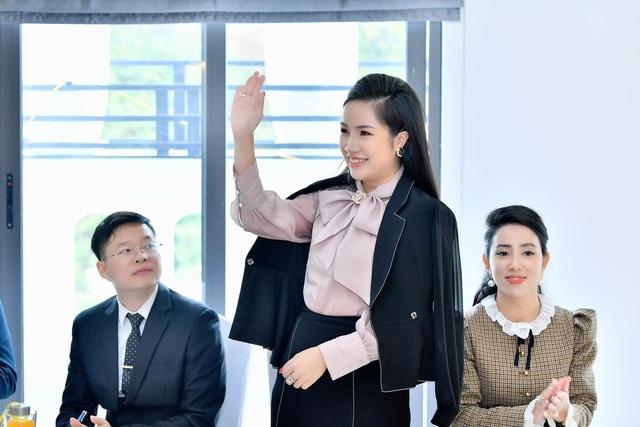 Doanh nhân Đỗ Hương Ly - người được mệnh danh là nữ hoàng truyền thông - Ảnh 4.