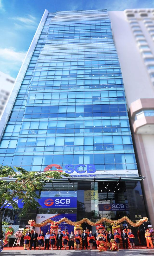 SCB khai trương Phòng Dịch Vụ Khách Hàng Trung Tâm - Ảnh 2.