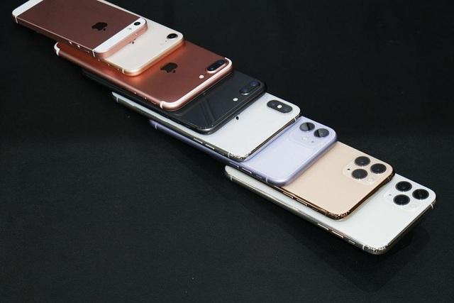 Bộ iPhone cao cấp giảm giá mạnh tại hệ thống Viettablet - Ảnh 1.
