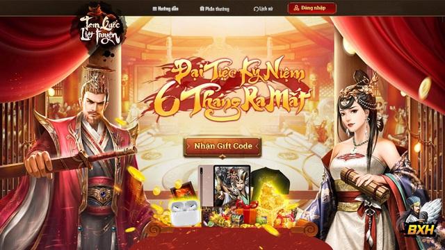 """Đại tiệc 6 tháng ra mắt thành công, Tam Quốc Liệt Truyện """"bạo chi cả trăm triệu"""" tặng quà người chơi - Ảnh 4."""