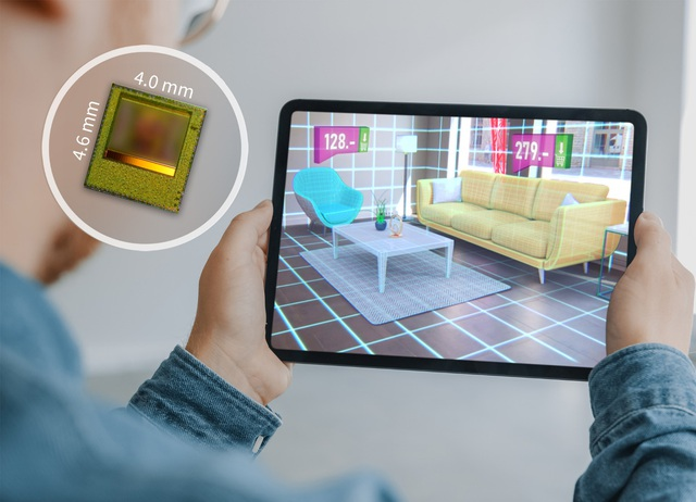 Infineon và pmd giới thiệu máy ảnh 3D cự ly chụp xa vượt trội - Ảnh 3.