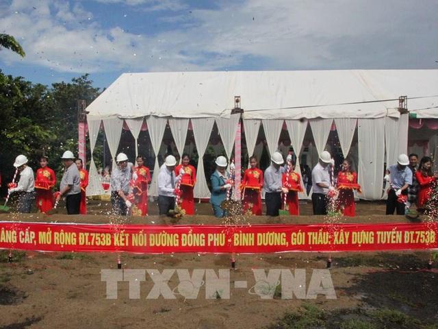 Khẩn trương xây dựng đường cao tốc Bình Dương – Bình Phước - Ảnh 1.