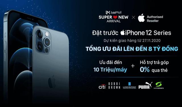 Đặt trước iPhone 12 hôm nay giảm hơn chục triệu đồng, các quái thú Xiaomi đua nhau giảm sốc đầu tháng 12 - Ảnh 1.