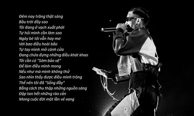 Dế Choắt tung lời Rap cực chất tại FWD Music Tour 2020 @TP. Đà Nẵng - ảnh 2