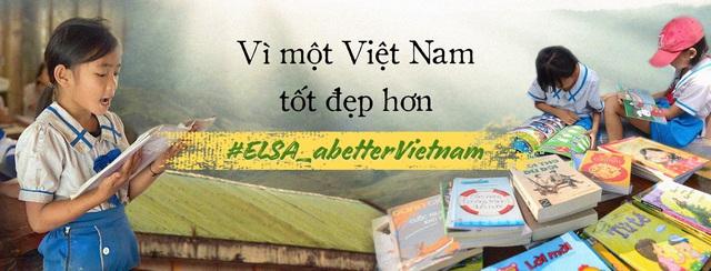 """Chiến dịch """"Vì một Việt Nam tốt đẹp hơn"""" của startup Việt ELSA: Giáo dục là nền tảng - ảnh 2"""