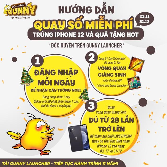 Gunny PC công bố danh sách quà tặng khiến cộng đồng phấn khích Photo-2-1606202732187477790946