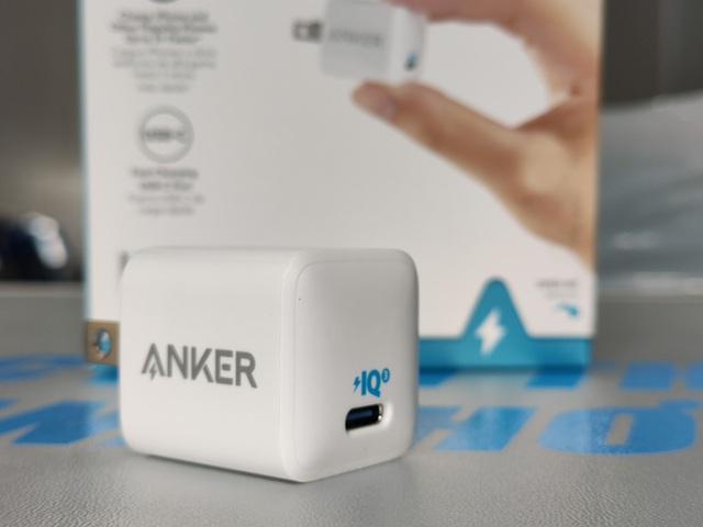 iPhone 12 không có củ sạc - Đừng lo! đã có Anker PowerPort III Nano 20W - Ảnh 3.