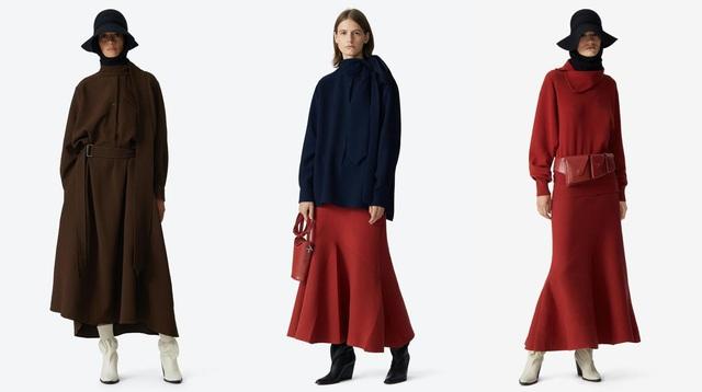 Duyên dáng KENZO: Khi tiết đông không ngăn được những chiếc váy kiêu kỳ - Ảnh 2.