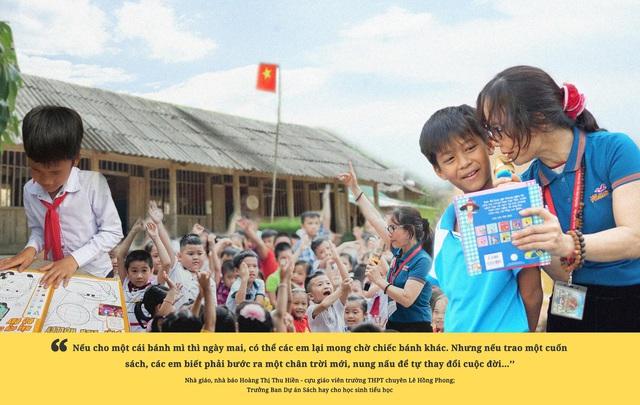"""Chiến dịch """"Vì một Việt Nam tốt đẹp hơn"""" của startup Việt ELSA: Giáo dục là nền tảng - ảnh 3"""