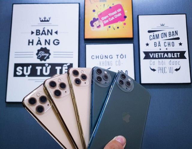 Bộ iPhone cao cấp giảm giá mạnh tại hệ thống Viettablet - Ảnh 4.