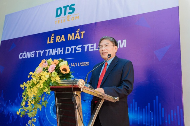 Lễ ra mắt công ty TNHH DTS Telecom - Ảnh 1.