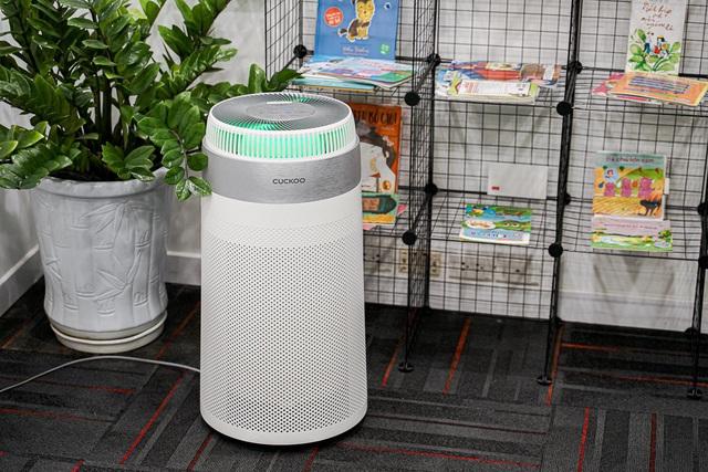 Trải nghiệm 3 máy lọc không khí từ Cuckoo: Đủ mọi phân khúc và nhu cầu, lọc sạch cả bụi mịn PM2.5, khí độc, mùi hôi và nhiều tính năng hay ho khác - Ảnh 2.