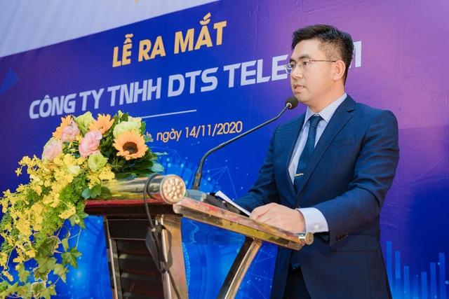 Lễ ra mắt công ty TNHH DTS Telecom - Ảnh 2.