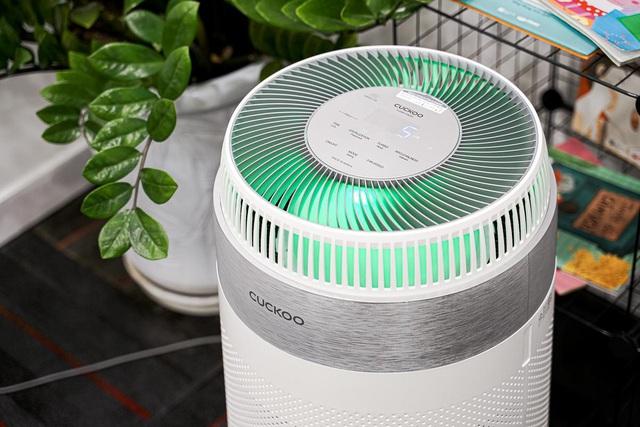 Trải nghiệm 3 máy lọc không khí từ Cuckoo: Đủ mọi phân khúc và nhu cầu, lọc sạch cả bụi mịn PM2.5, khí độc, mùi hôi và nhiều tính năng hay ho khác - Ảnh 3.