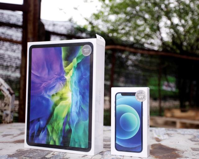 iPhone 12 VN/A tem chính hãng FPT sắp lên kệ tại Việt Nam - Ảnh 4.