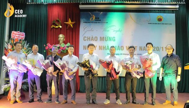 Sự thật về người thầy doanh nhân của Trường doanh nhân CEO Việt Nam: Điều hành doanh nghiệp nghìn tỷ và mong cống hiến cho giáo dục - Ảnh 1.
