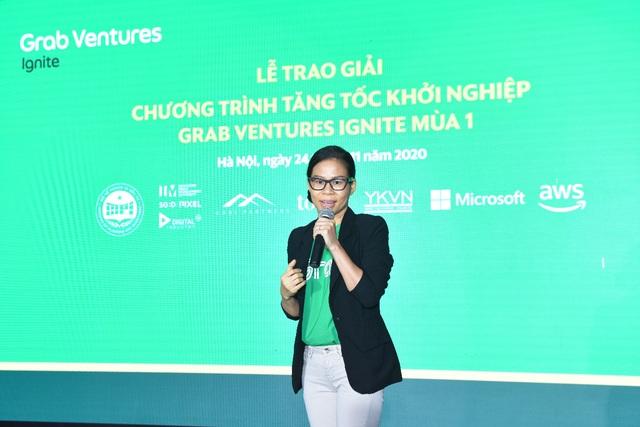 Grab Việt Nam công bố 5 startups xuất sắc nhất trong chương trình Grab Ventures Ignite mùa 1 - Ảnh 1.