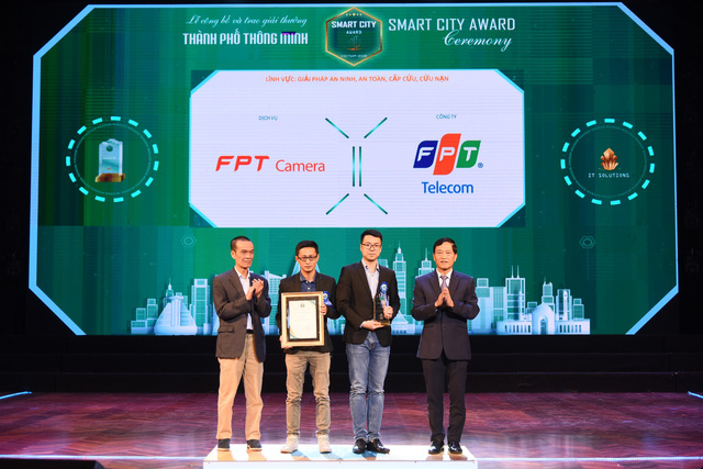 Giải mã 'bí thuật' giúp FPT Camera chinh phục Vietnam Smart City Awards 2020 - Ảnh 1.