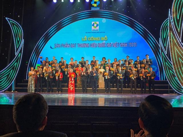 i-on Life được vinh danh Thương hiệu Quốc gia 2020 - Ảnh 1.