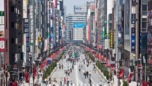Vì sao Ginza (Tokyo) và Mahattan (New York) hấp dẫn cộng đồng tinh hoa thế giới? - Ảnh 1.