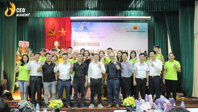 Sự thật về người thầy doanh nhân của Trường doanh nhân CEO Việt Nam: Điều hành doanh nghiệp nghìn tỷ và mong cống hiến cho giáo dục - Ảnh 2.