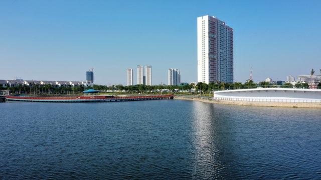 Hàng nghìn người tham dự Lễ ra quân dự án Khu đô thị Dương Nội - Ảnh 2.