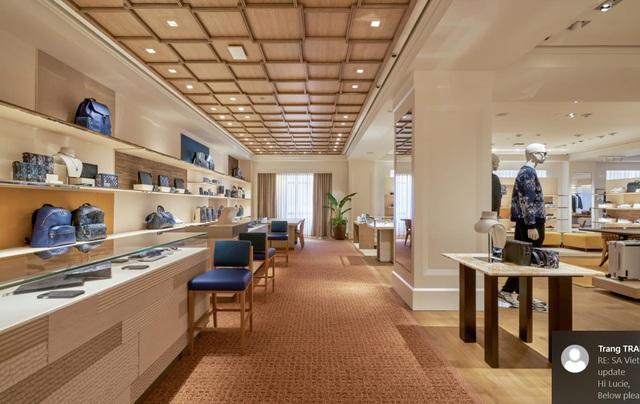 """Louis Vuitton """"thắp sáng"""" Thủ đô Hà Nội với cửa hàng mới: Hoành tráng hơn, lộng lẫy hơn - Ảnh 8."""