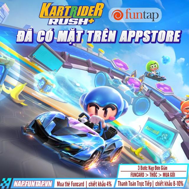 KartRider Rush+ đã chính thức có bản IOS Photo-1-16064512657631511464502