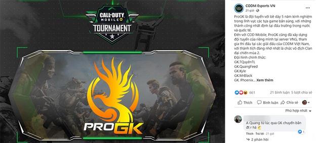 Gặp gỡ 02 đội tuyển khách mời danh dự của giải đấu Call of Duty Mobile Tournament Photo-1-1606451828969564441882