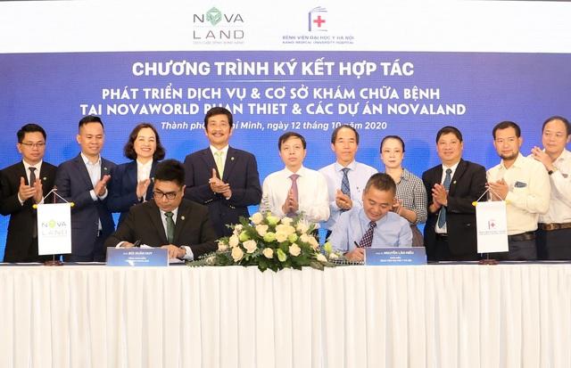 NovaWorld Phan Thiet hướng đến xây dựng Siêu thành phố Biển – Du lịch – Sức khỏe - Ảnh 1.