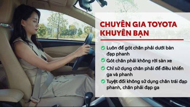 Nắm vững kỹ năng lái xe an toàn cùng chuyên gia Toyota Việt Nam - Ảnh 2.